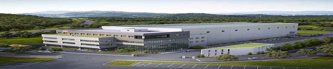 회사건물 이미지