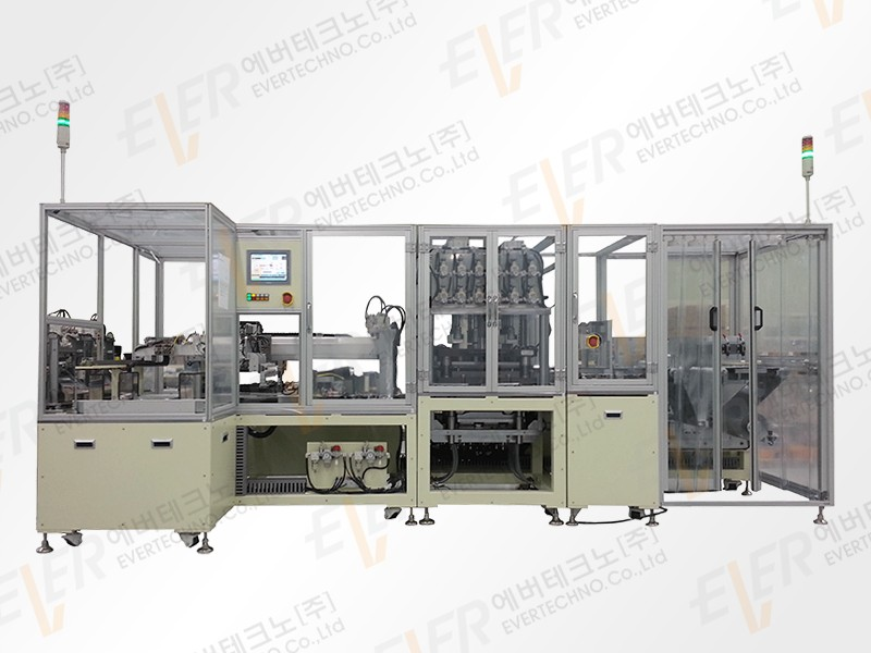 Al-Pouch Forming Machine