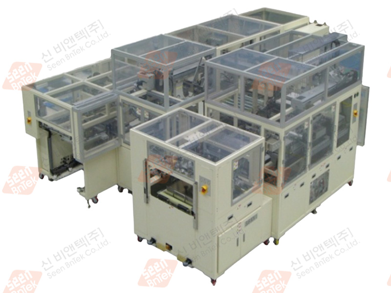 PCB 1st Layup System