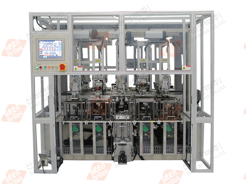 Automatic vacuum pressurized packager