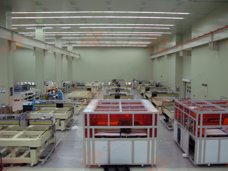 Order-type production equipment