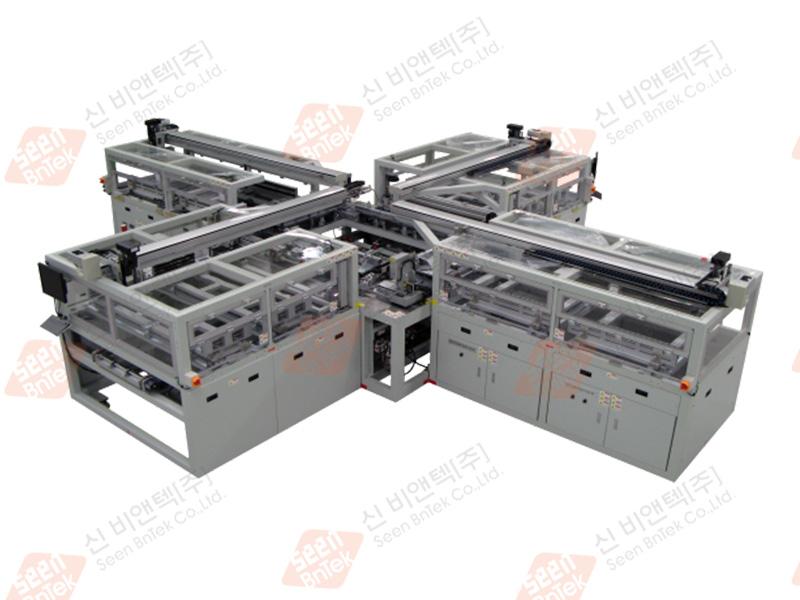 Full Auto Frame Machine
