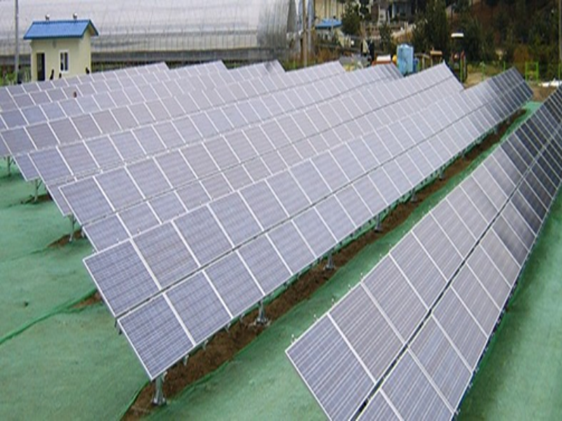 Yanggu Solar Power Plant