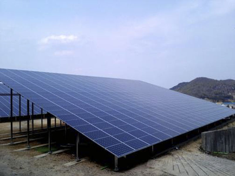 Yeoju Solar Power Plant