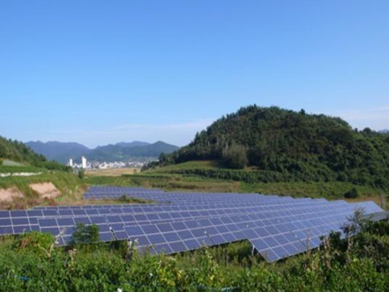 Jindo Solar Power Plant