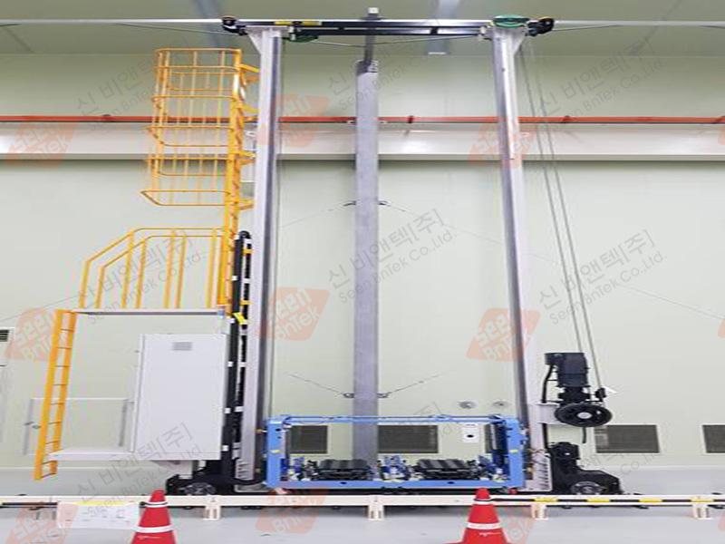 자동화 물류창고 Stocker Crane System